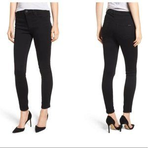 STS Blue Mid-rise Black Skinny Jeans